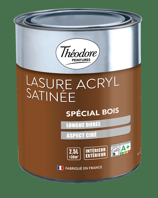 LASURE ACRYL SATINÉE