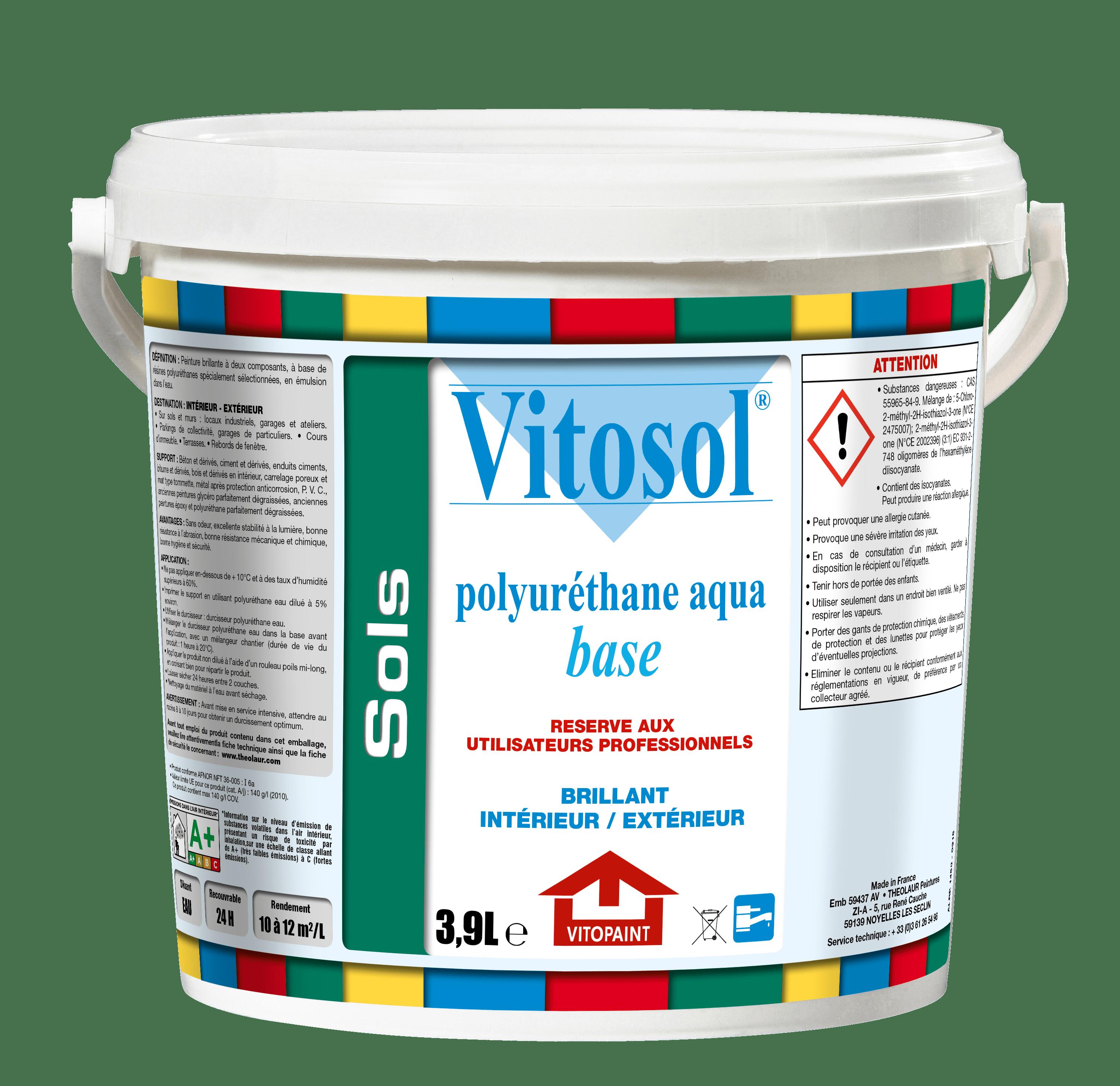 Vitosol Polyuréthane Aqua