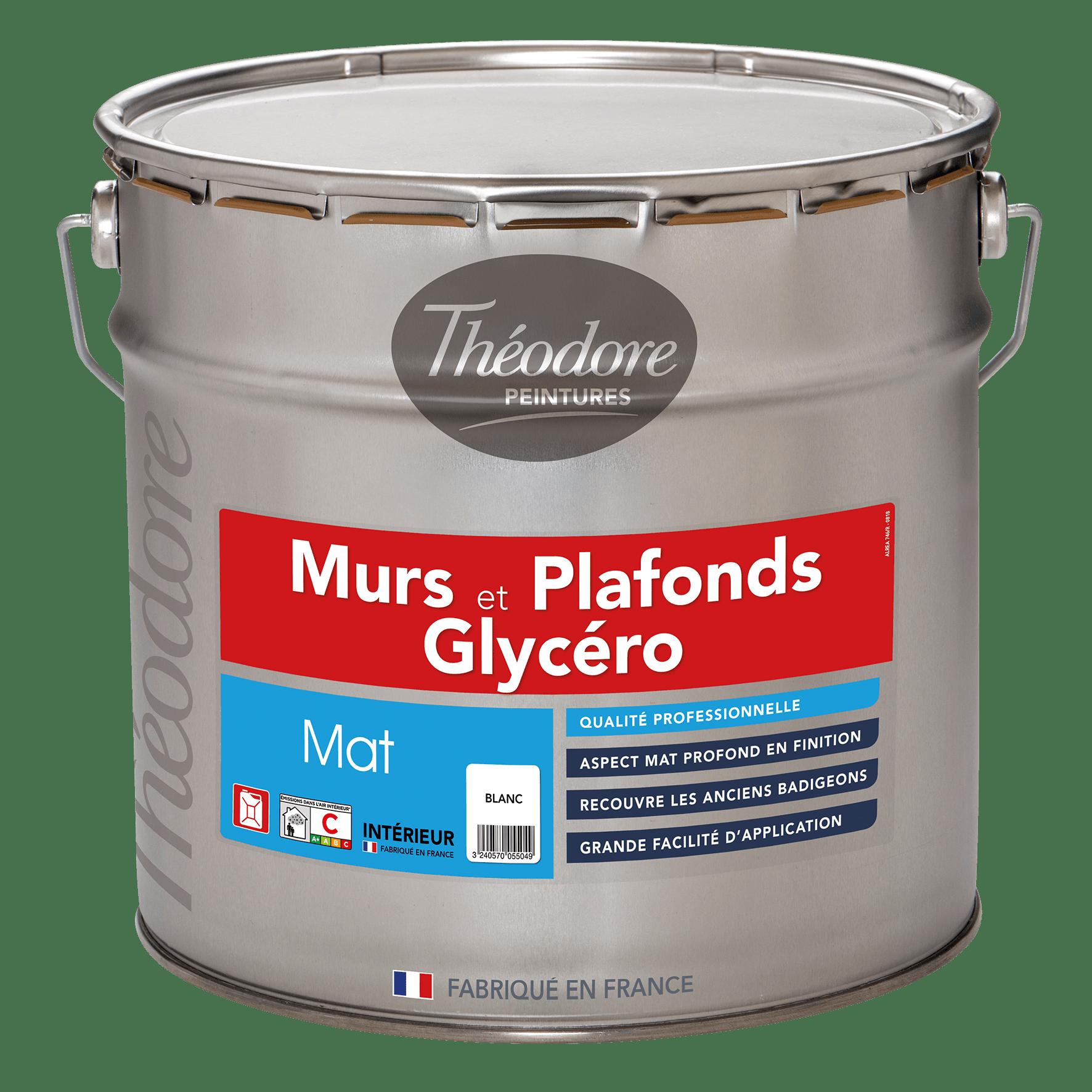 MURS & PLAFONDS GLYCÉRO MAT