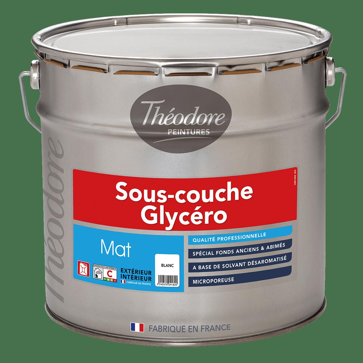 SOUS-COUCHE GLYCÉRO
