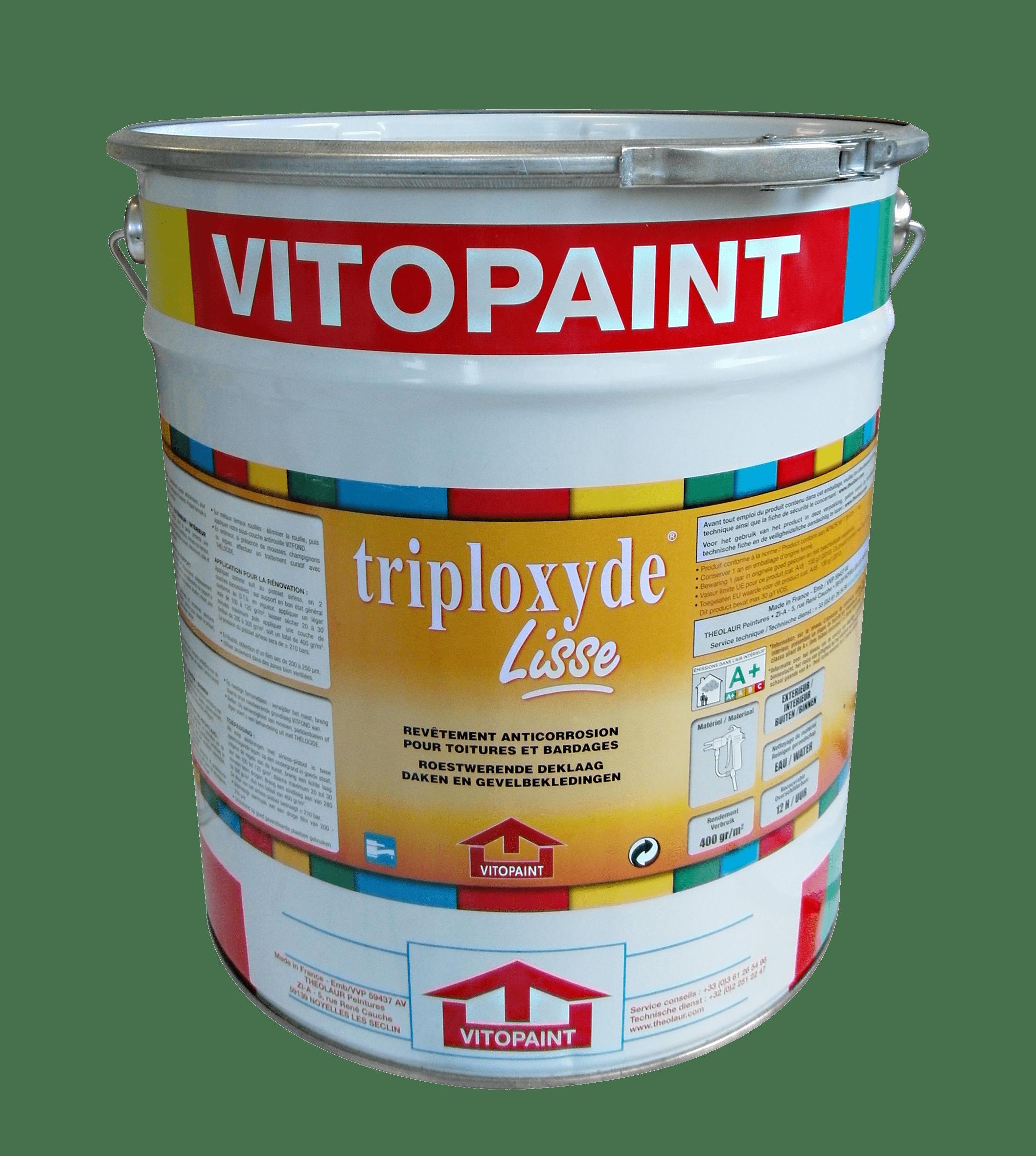 Triploxyde Lisse